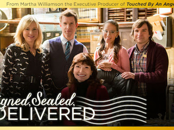 Watch 'Signed, Sealed, Delivered' Sundays on Hallmark {A Review}