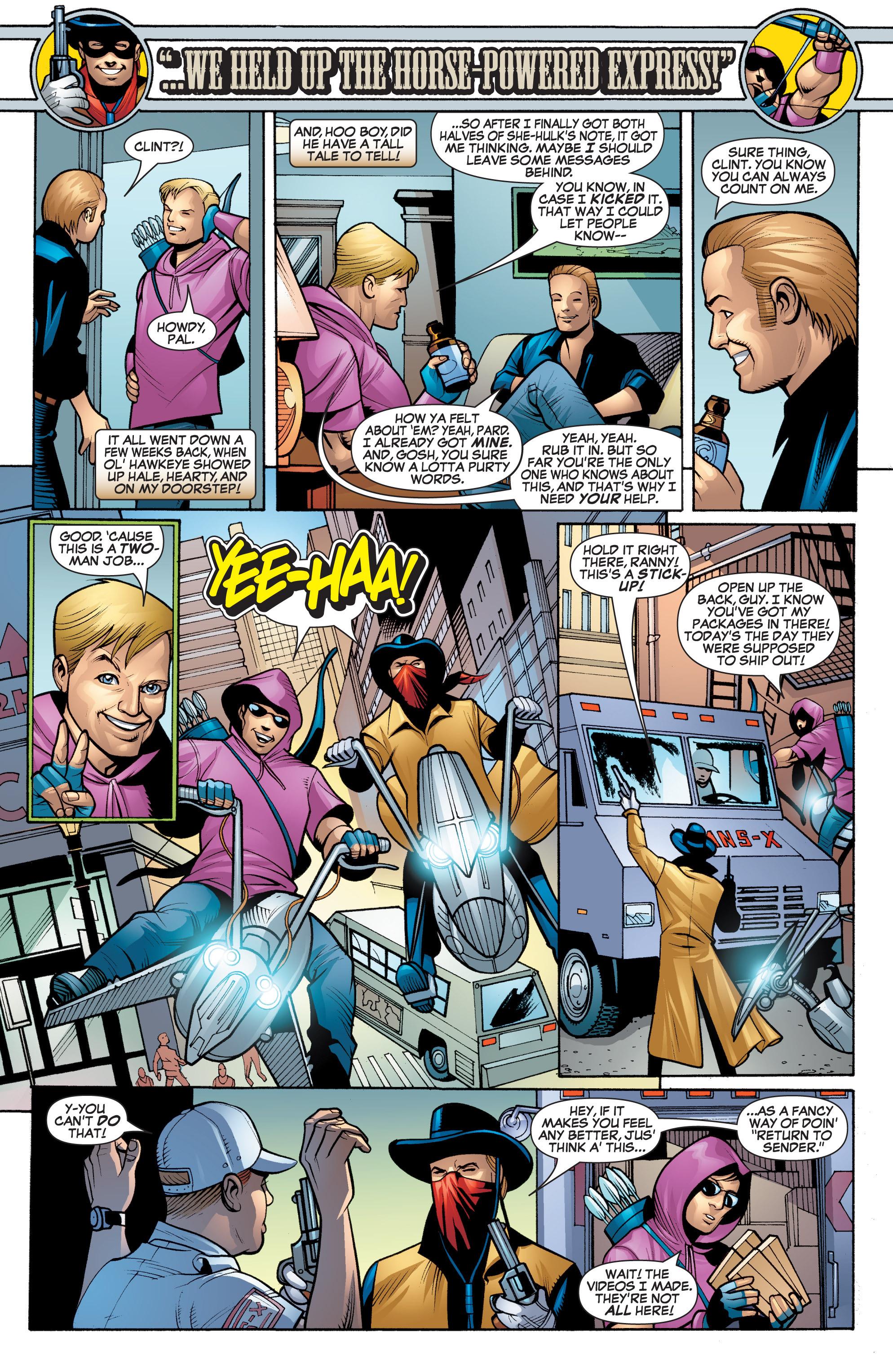 Read online She-Hulk (2005) comic -  Issue #20 - 14