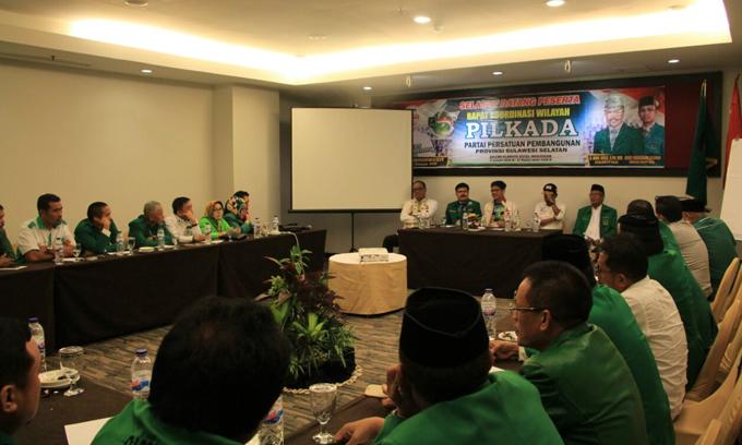 Bangun Komitmen Kebersamaan, IYL-Cakka Silaturahmi dengan 24 DPC PPP