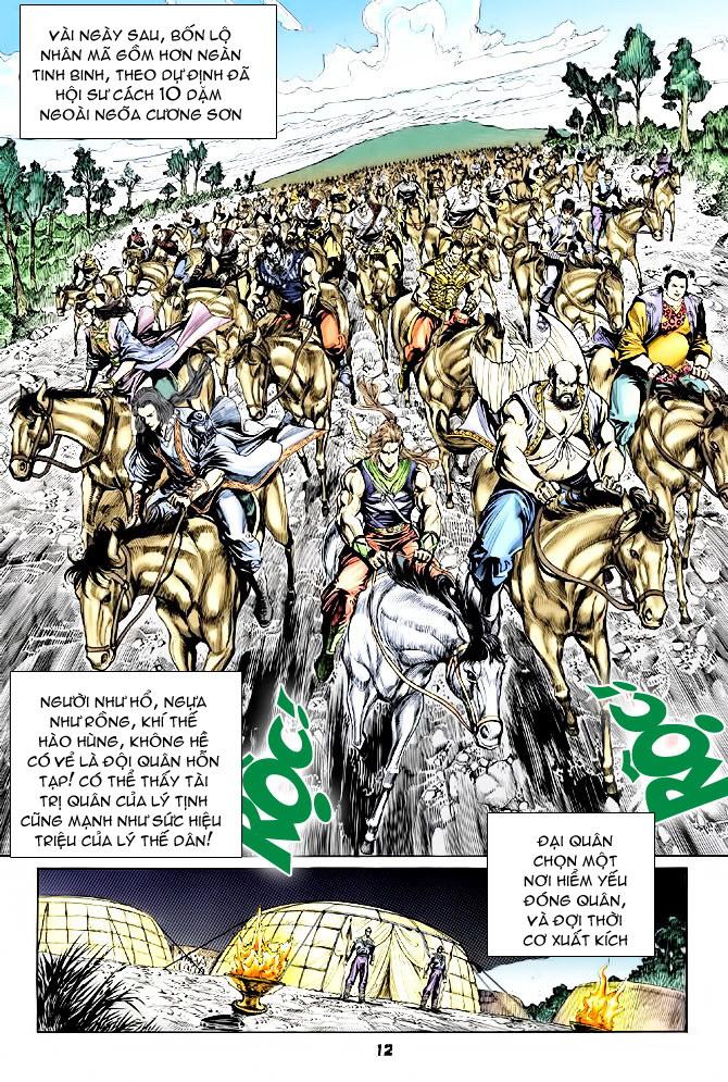 Đại Đường Uy Long chapter 44 trang 12