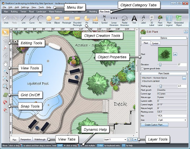 Realtime Landscaping Architect 2016 16.07