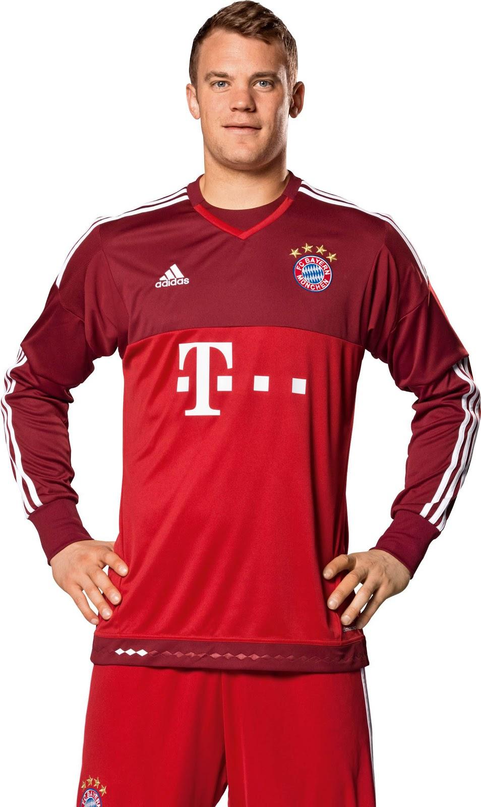 Neue Bayern Trikots