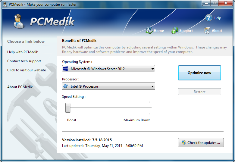 Download PGWARE PCMedik Crack