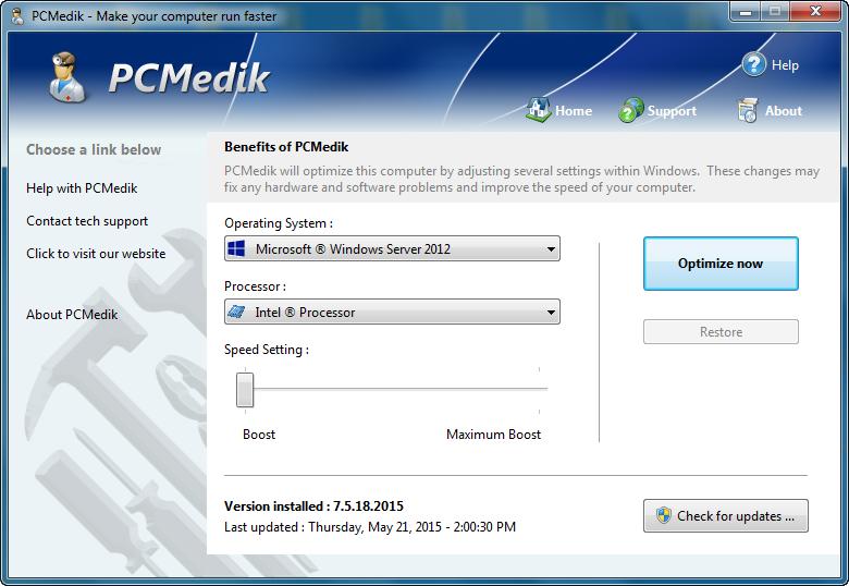 Download PGWARE PCMedik Crack