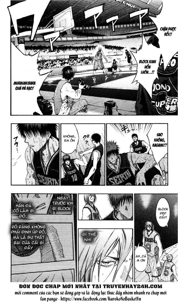 Kuroko No Basket chap 154 trang 11