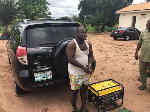 soldiers kidnappers den abia state