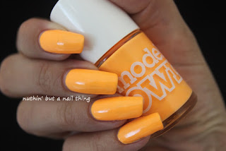 Models Own - Polish for Tans - Glowing Amber