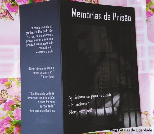 Antologia, Por-tras-das-grades, contos, prisao, livro, illuminare,