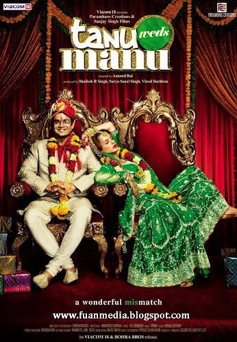 Tanu Weds Manu (2011) Movie Poster