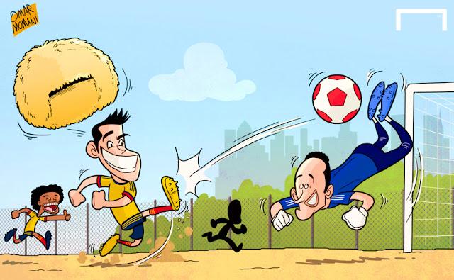James Ospina Cuadrado cartoon