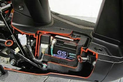 Aki Motor Overcharge, Bikin Bohlam Lampu Cepat Putus