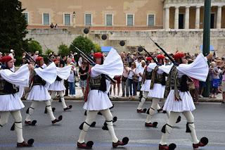 Foustanella Yunani