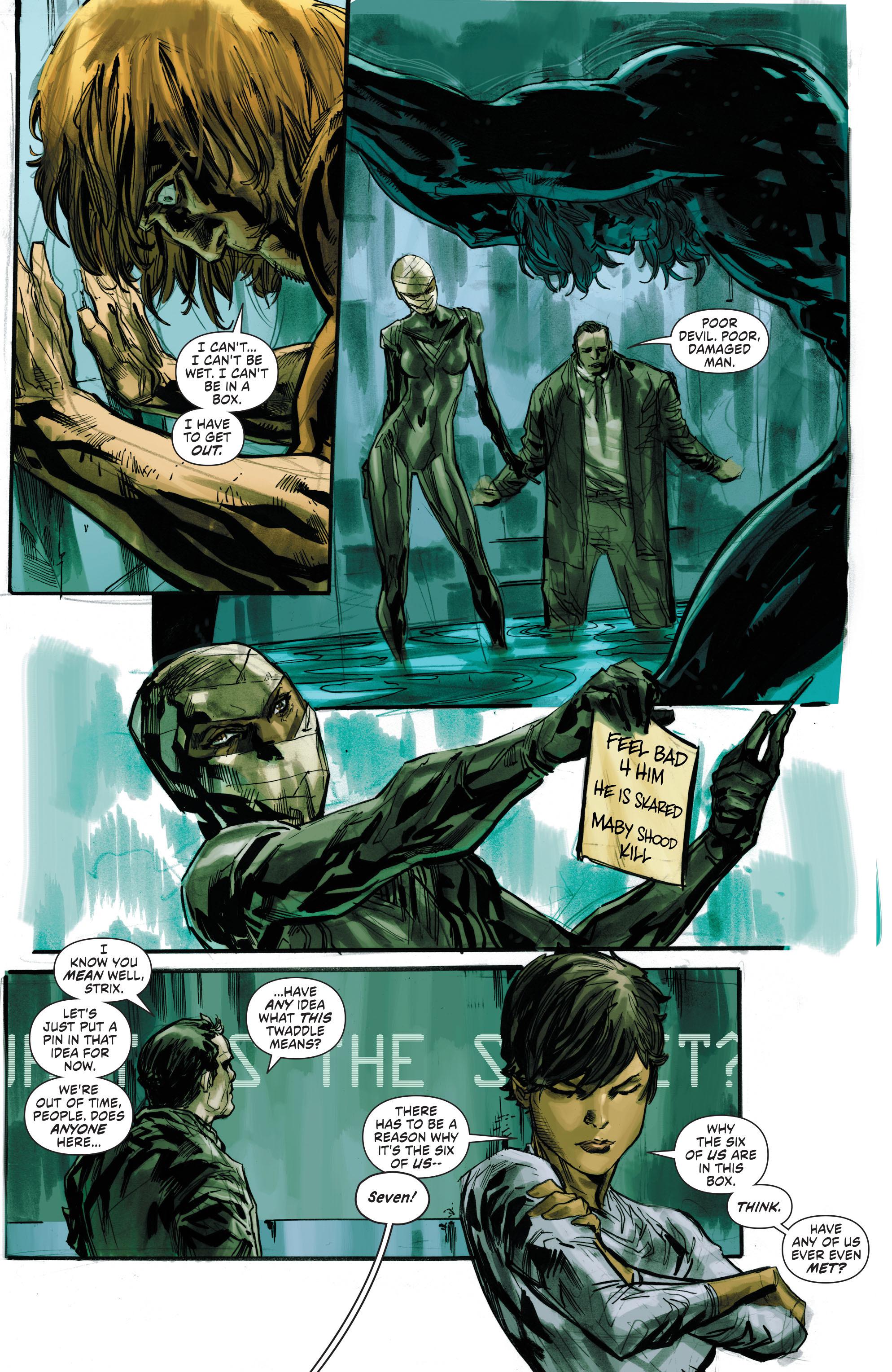 Read online Secret Six (2015) comic -  Issue #2 - 9