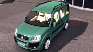 Car mod Fiat Doblo 2009