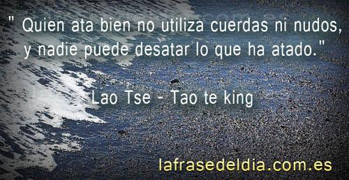 Frases de Sabiduría de Lao Tse