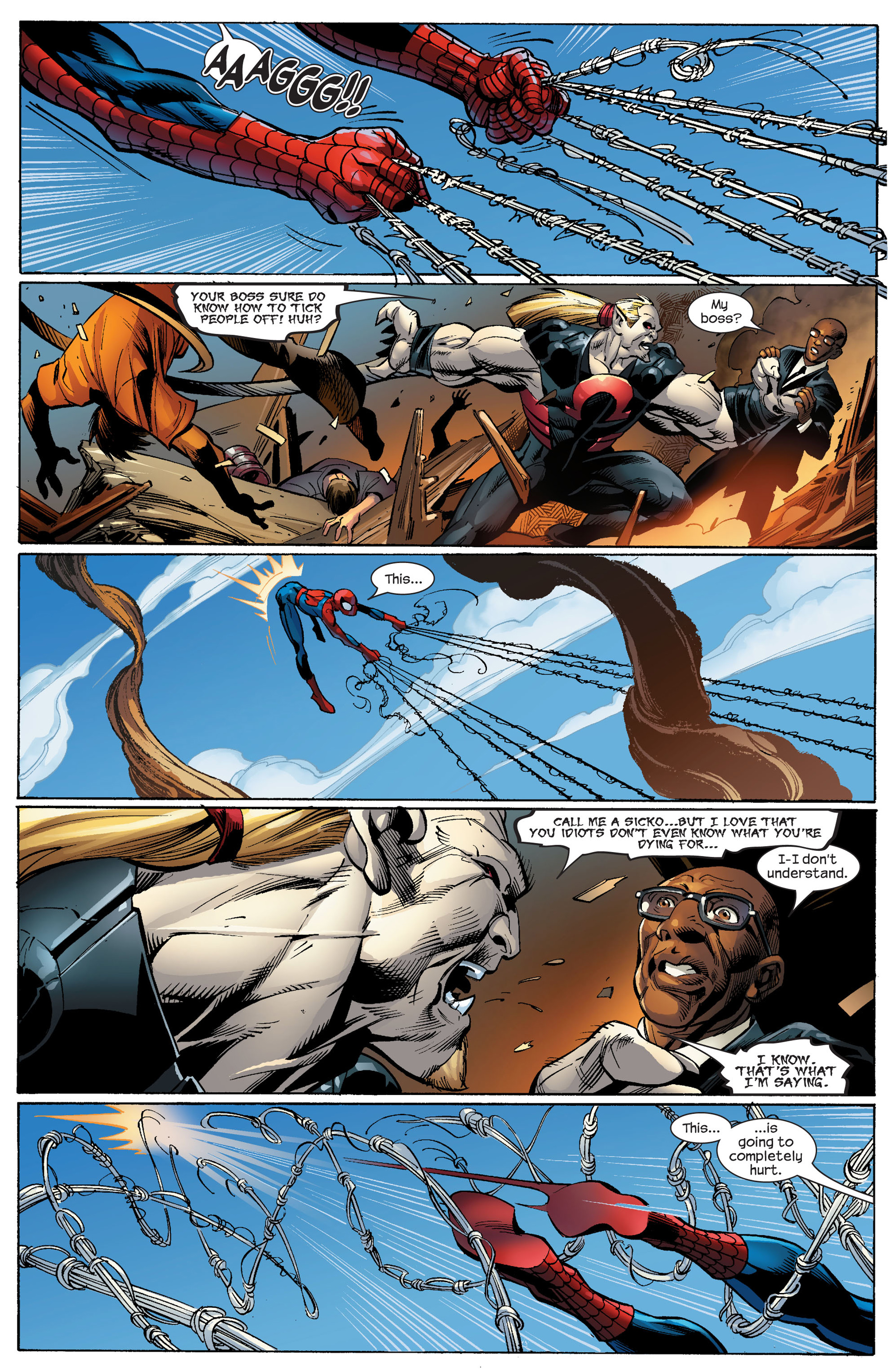 Read online Ultimate Spider-Man (2000) comic -  Issue #86 - 9