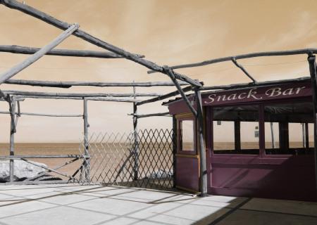 Bar abandonado. Rodrigo L. Alonso