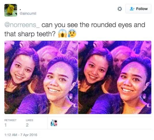 Gadis Terkejut Penampakan 'Hantu' Muncul Dalam Gambarnya di Kelab Malam