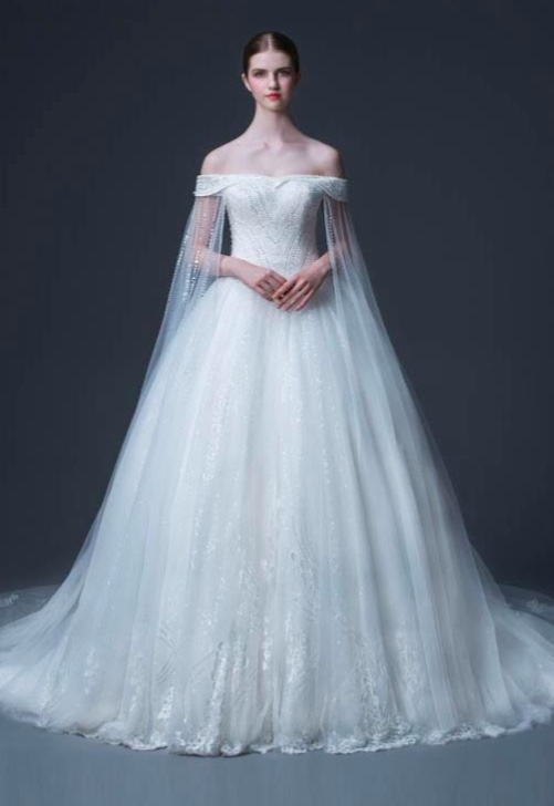 Wedding Gown Beautiful | ZsaZsa Bellagio – Like No Other