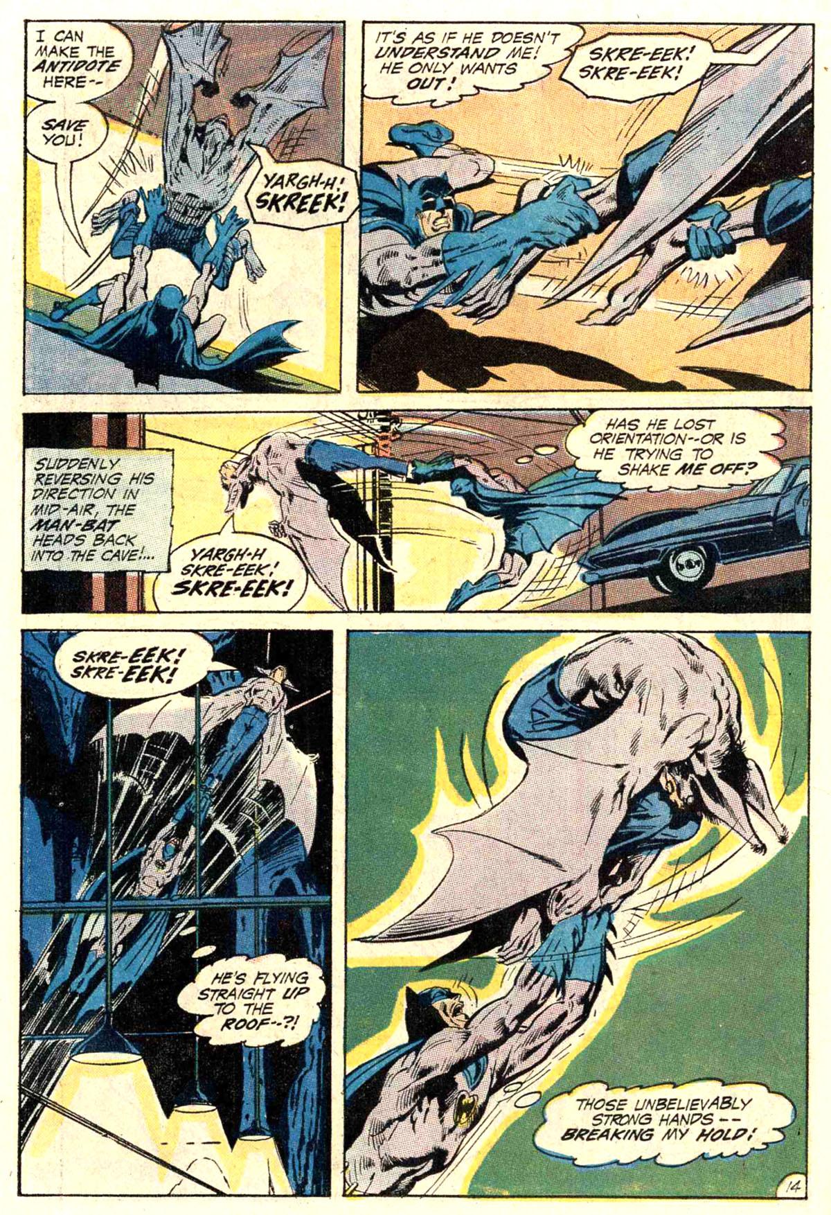Detective Comics (1937) 402 Page 17
