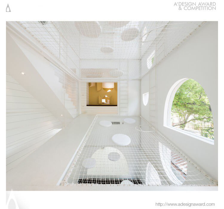 Design Award - Jerry House Residential : Private House by Arisara Chaktranon & Siriyot Chaiamnuay