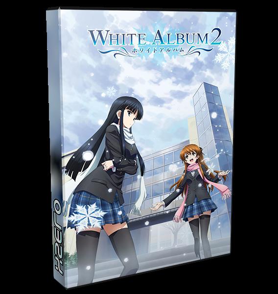 White Album 2 - White Album 2 | 13/13 | BD + VL | Mega / 1fichier