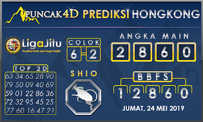 PREDIKSI TOGEL HONGKONG PUNCAK4D 24 MEI 2019