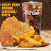 Harga Crispy Fried Chicken | Burger King