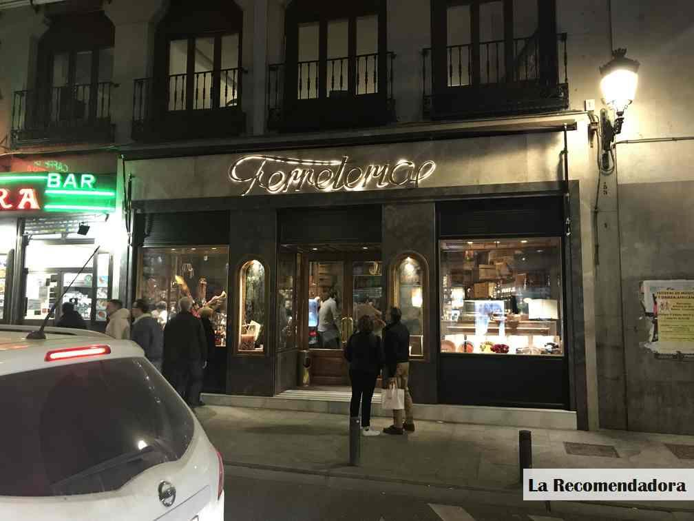 Restaurante La Ferretería Madrid