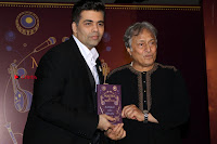 Karan Johar Release The Book Master On Masters By Ustad Amjad Ali Khan  0091.JPG