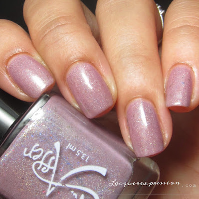 nail polish swatch of Millennium Park by Ever After Polish