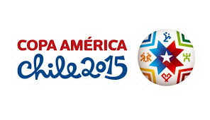 Chile 2015 COPA America Football Winner