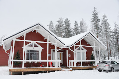 羅凡尼米聖誕老人村酒店, Santa Claus holiday Village Rovaniemi