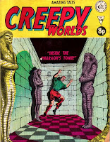 Alan Class, Creepy Worlds