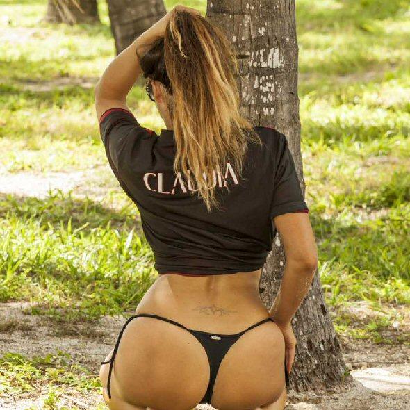 Sexy Milan: Claudia Romani (again)