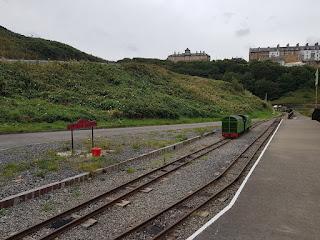 Saltburn Miniature Railway