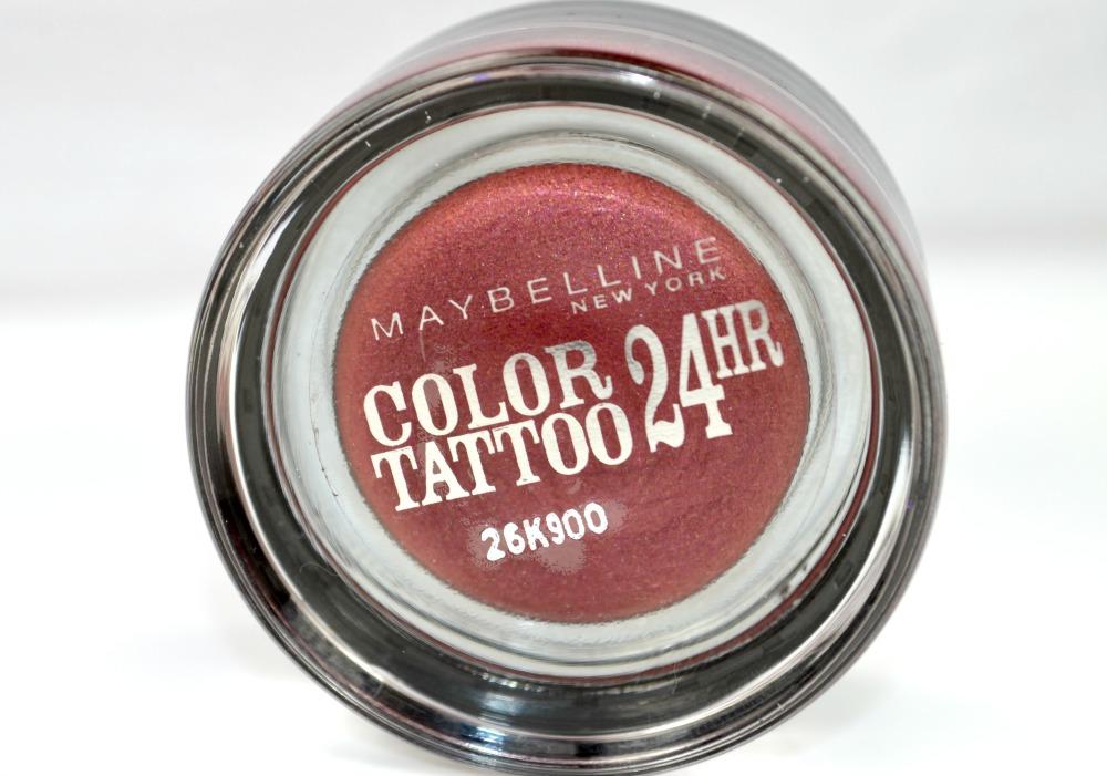 Maybelline 'Metallic Pomegranate' 24H Color Tattoo