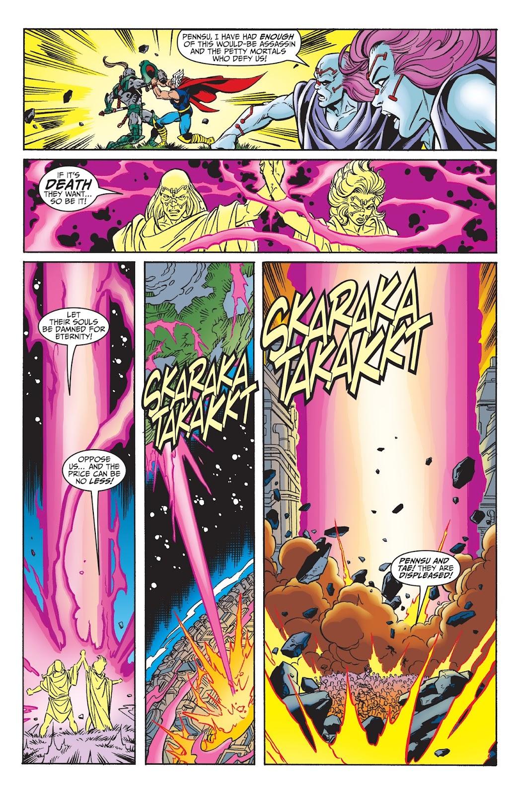 Thor (1998) _Annual 2001 #1 - English 32