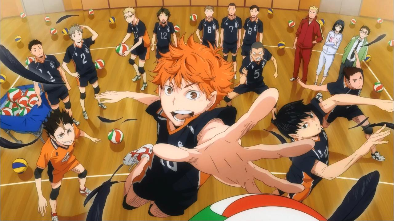Haikyu!! Anime Compilation Films To Premiere In September.