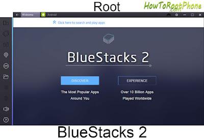 Step to Root BlueStacks 2