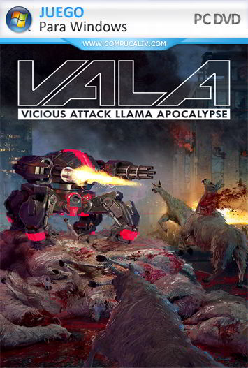Vicious Attack Llama Apocalypse PC Full