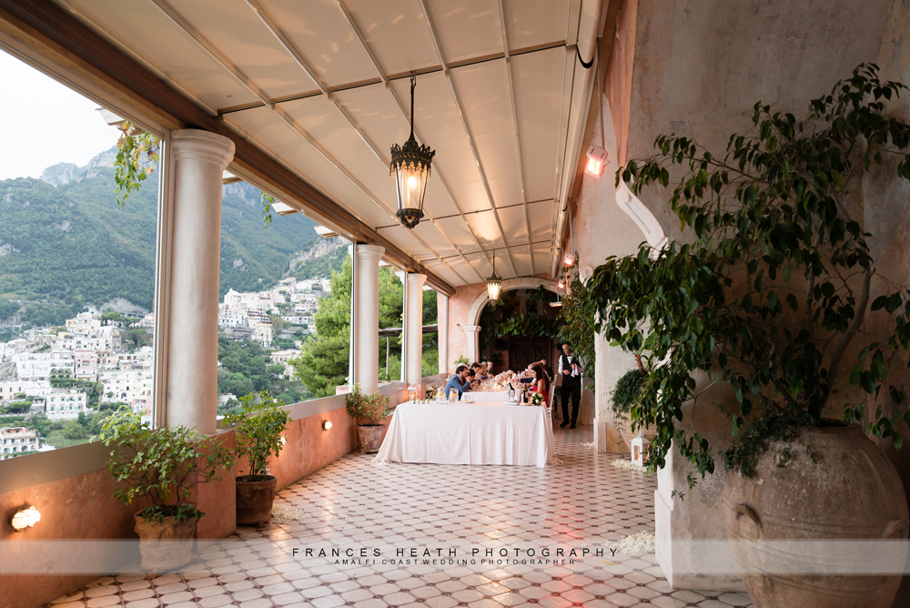 Villa San Giacomo wedding