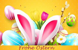 Frohe Ostern Ostergrussbilder