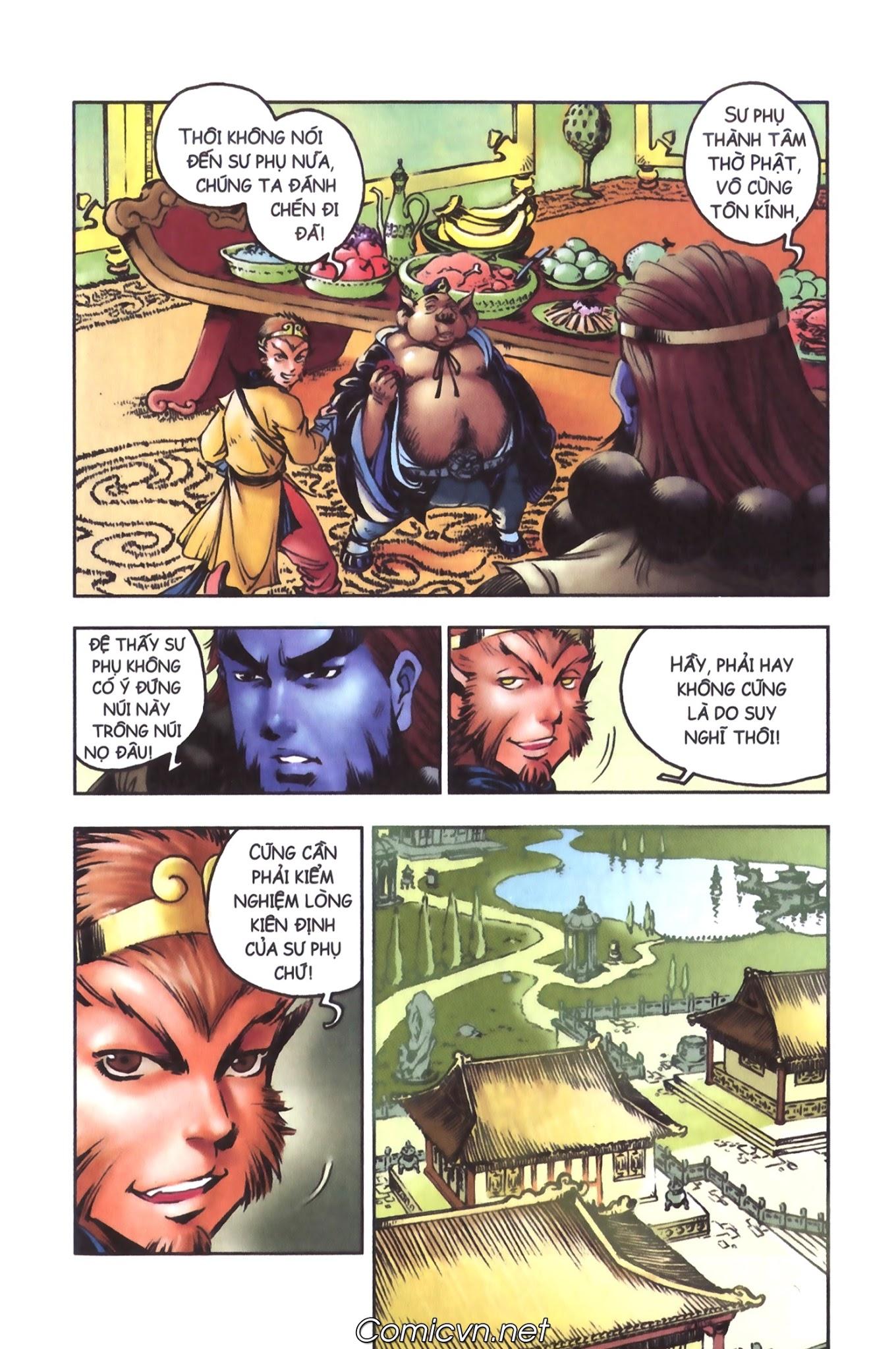 Tây Du Ký màu - Chapter 98 - Pic 32
