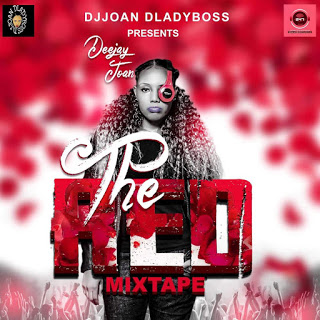 [BangHitz] MIXTAPE : DJJOAN DA LADYBOSS - THE RED MIXTAPE.