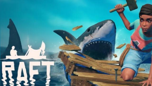 Raft لعبة