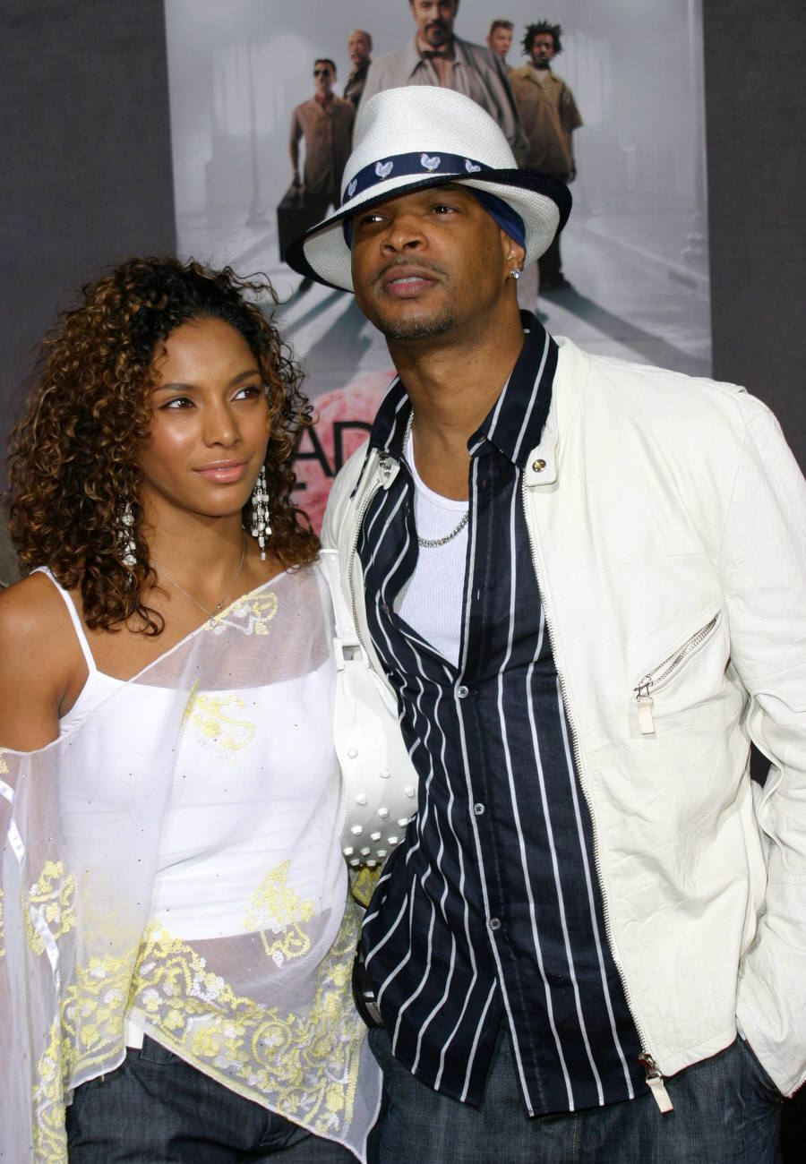 Who is damon wayans currently dating 2