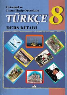 8. Sınıf Türkçe Meb Yayınları Çalışma Kitabı Cevapları