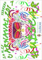 Carnaval de Huéscar 2017 (Cartel girado)
