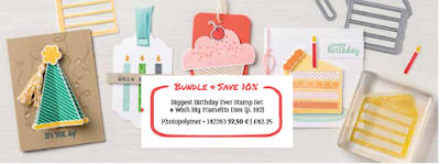 Stampin' Up!®  Product bundles